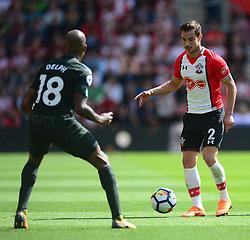 Cedric Soares of Southampton - Mandatory by-line: Alex James/JMP - 13/05/2018 - FOOTBALL - St Mary's Stadium - Southampton, England - Southampton v Manchester City - Premier League