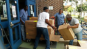 HISD middle-school teachers receive $4.6 million worth of books for their classrooms as part of Literacy in the Middle.