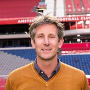 NLD/Amsterdam/20180503- Coen en Sander Live vanuit Johan Cruijff Arena, Edwin van der Sar