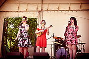Hotsy Totsy performing during the Appel Farm's 2017 Wine & Music Festival in Elmer, NJ.