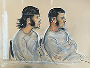 Terror plot against US Military in UK - two charged