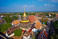 Thailande, Lampang, Wat Phra that Lampang Luang // Thailand, Lampang, Wat Phra That Lampang Luang