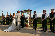 The wedding of Doug Lane and Jillian Varner held in Xenia, Ohio on Oct. 13, 2018. Reception was held at Devil Wind Brewing. (Photo by Alan Lessig)