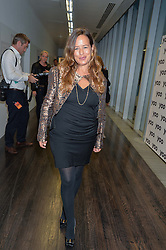 JADE JAGGER at the YOO 15 Anniversary Party hosted by John Hitchcox and Philippe Starck at Bankside, SE1 on 17th September 2014