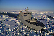 01: ICEBREAKER IN POLAR ICE