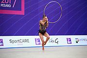 Carmen Whelan from Canada began gymnastics at age six. She is a very beautiful and elegant gymnast.