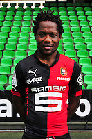 Jean II MAKOUN - 15.09.2014 - Photo officielle Rennes - Ligue 1 2014/2015<br /> Photo : Philippe Le Brech / Icon Sport