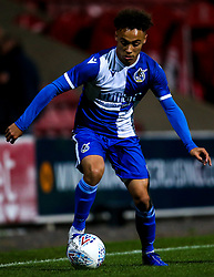 Kinsly Murray of Bristol Rovers - Mandatory by-line: Robbie Stephenson/JMP - 29/10/2019 - FOOTBALL - County Ground - Swindon, England - Swindon Town v Bristol Rovers - FA Youth Cup Round One