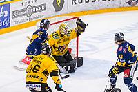 2019-12-13 | Rauma, Finland : KalPa (43) Samu Perhonen made 29 saves during the game between Lukko-KalPa in Kivikylän Areena ( Photo by: Elmeri Elo | Swe Press Photo )