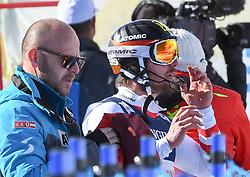 13.02.2017, St. Moritz, SUI, FIS Weltmeisterschaften Ski Alpin, St. Moritz 2017, alpine Kombination, Herren, Slalom, im Bild Marcel Hirscher (AUT, Herren Alpine Kombination Silbermedaille) // men's Alpine Combined Silver medalist Marcel Hirscher of Austria after his run of Slalom competition for the men's Alpine combination of the FIS Ski World Championships 2017. St. Moritz, Switzerland on 2017/02/13. EXPA Pictures © 2017, PhotoCredit: EXPA/ Erich Spiess