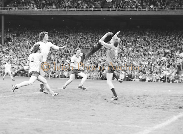 All Ireland Senior Gaelic Football Final in Croke Park on the 24th of September 1978.