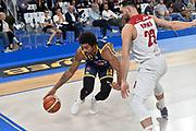 McAdoo James Michael<br /> FIAT Torino - AX Armani Exchange Milano<br /> Zurich Connect Supercoppa 2018 - Finale -<br /> Legabasket Serie A 2018-2019<br /> Brescia 29/09/2018<br /> Foto M.Matta/Ciamillo & Castoria