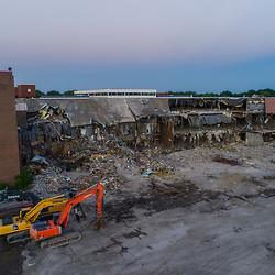 Metcalf South Mall Demolition