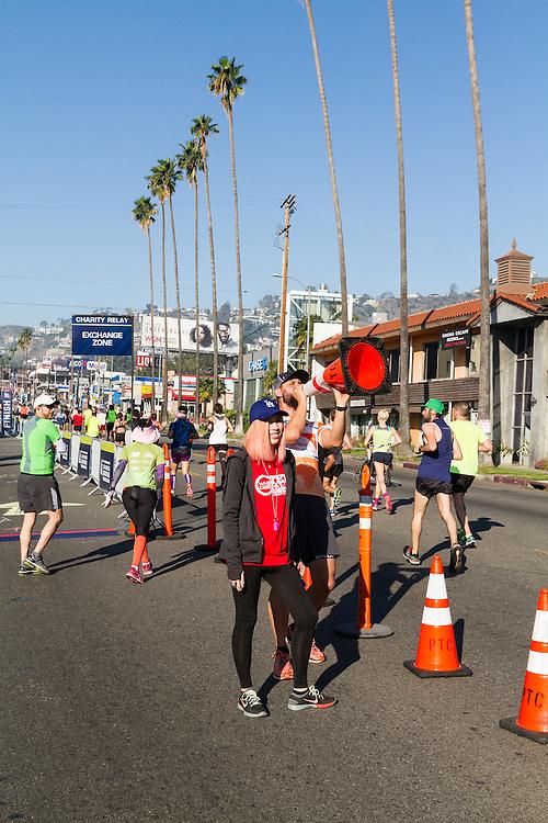 Los Angeles Marathon