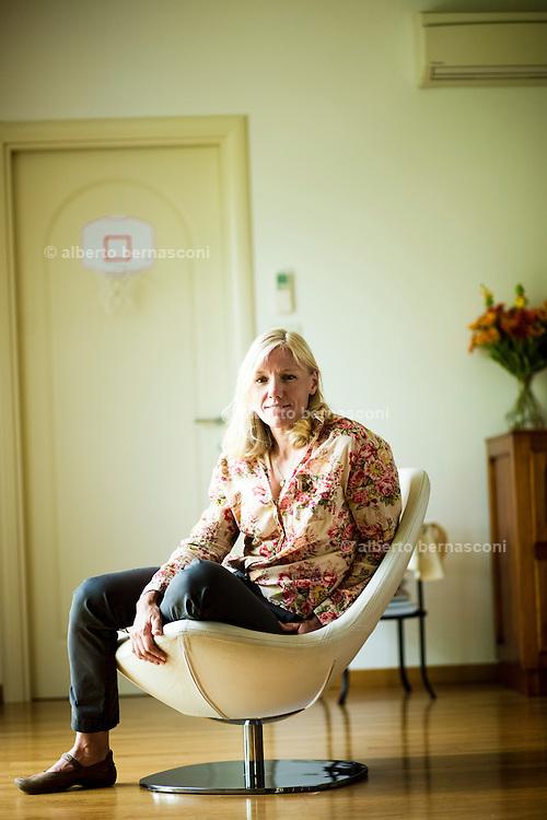 RAVENNA, la campionessa di canoa Josefa Idem