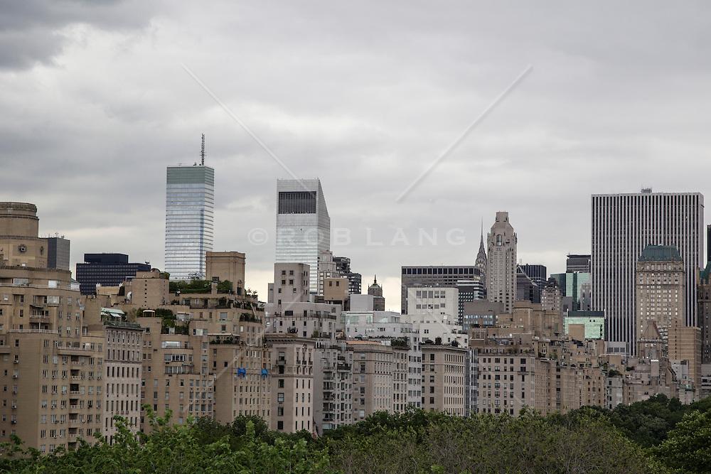 New York City Skyline looking South