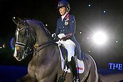 Charlotte Dujardin - Valegro<br /> Olympia Horse Show 2016<br /> &copy; DigiShots