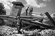 A devastating earthquake struck central Italy on Wednesday (August 24, 2016), killing at least 290 people. The magnitude-6.2 quake struck at 03:36 (01:36 GMT), 100km (65 miles) north-east of Rome, near Accumoli. <br />