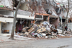 Christchurch-File photos of 595 Colombo Street,subject of earthquake inquiry