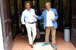 ALBERTO BOVA E GIANPAOLO VERNA AVVOCATO<br /> UDIENZA IN PROCURA CASO SEQUESTRO CURVA EST STADIO MAZZA