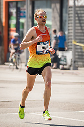 Jared Ward, Saucony
