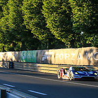 #66, Ford Chip Ganassi Team UK, Ford GT, driven by: Stefan Mucke, Olivier Pla, Billy Johnson, 24 Heures Du Mans 85th Edition, 17/06/2017,