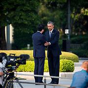 Obama's historic visit to Hiroshima