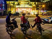 Chinese Development in Sihanoukville