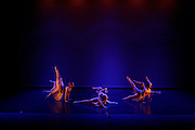 Dance Wisconsin members perform during their dress rehearsal of New Works at Mitby Theater at Madison Area Technical College in Madison, Wisconsin on October 7, 2016. <br /> <br /> www.bethskogen.com