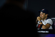September 3-5, 2015 - Italian Grand Prix at Monza: Felipe Massa (BRA), Williams Martini Racing