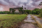 Abandoned Howey Mansion<br />