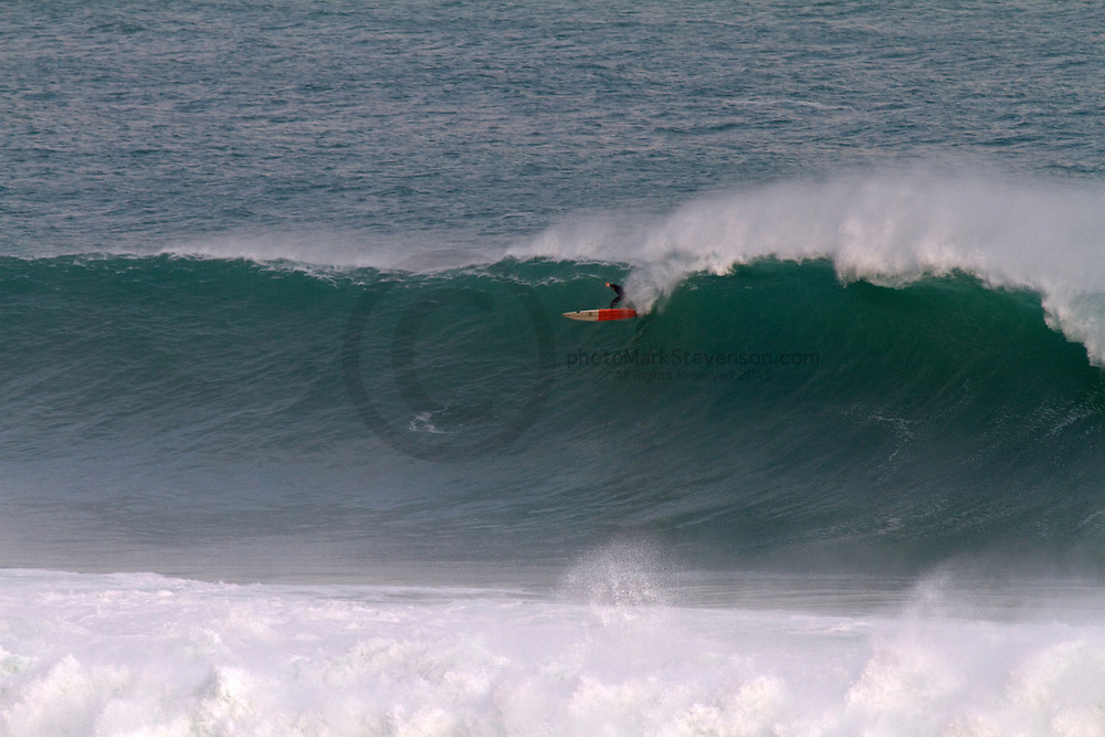 40 years ago, this week, the surf cult movie&rsquo;&rsquo;Big Wednesday&rsquo; was released to the world, I remember as a grommet watching the huge waves on the big screen and thinking to myself how glad I was that we didn&rsquo;t get that size here in Otago ! <br /> It&rsquo;s fitting that i hook up with two big wave surfers this week, not even born then, who take on some southern ocean juice in similar size waves to that insane Big Wednesday end footage, Leroy Rust and Joe Dirtae paddle into some of the biggest waves this year so far at Papatowai, NZ,,,just them, no jet skis just a hard paddle, full survival mode within Mother Nature.