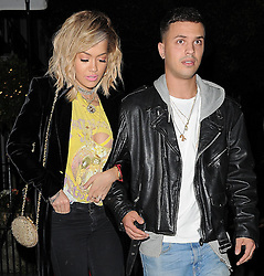 Rita Ora attends the JF London x Kyle De'Volle dinner at Beach Blanket Babylon in London,UK. 29/09/2016<br /> BYLINE MUST READ : GOTCHAIMAGES.COM<br /> <br /> Copyright by © Gotcha Images Ltd. All rights reserved.<br /> Usage of this image is conditional upon the acceptance <br /> of Gotcha Images Ltd, terms and conditions available at<br /> www.gotchaimages.com