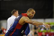 DESCRIZIONE : Lubiana Ljubliana Slovenia Eurobasket Men 2013 Preliminary Round Belgio Francia Belgium France<br /> GIOCATORE : Tony Parker<br /> CATEGORIA : ritratto portrait<br /> SQUADRA : Francia France<br /> EVENTO : Eurobasket Men 2013<br /> GARA : Belgio Francia Belgium France<br /> DATA : 09/09/2013 <br /> SPORT : Pallacanestro <br /> AUTORE : Agenzia Ciamillo-Castoria/H.Bellenger<br /> Galleria : Eurobasket Men 2013<br /> Fotonotizia : Lubiana Ljubliana Slovenia Eurobasket Men 2013 Preliminary Round Belgio Francia Belgium France<br /> Predefinita :