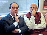 President Hollande In Delhi, India