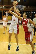 DESCRIZIONE : Roma Basket Campionato Italiano Femminile serie B<br /> 2011-2012<br /> GIOCATORE : Francesca Melchiori<br /> SQUADRA : College Italia<br /> EVENTO : College Italia 2011-2012<br /> GARA : College Italia Santa Marinella<br /> DATA : 04/12/2011<br /> CATEGORIA : tiro<br /> SPORT : Pallacanestro <br /> AUTORE : Agenzia Ciamillo-Castoria/ElioCastoria<br /> Galleria : Fip Nazionali 2011<br /> Fotonotizia : Roma Basket Campionato<br /> Italiano Femminile serie B 2011-2012<br /> Predefinita :