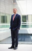 DEU, Deutschland, Germany, Berlin, 30.06.2020: FDP-Partei- und Fraktionschef Christian Lindner vor einer FDP-Fraktionssitzung im Deutschen Bundestag.