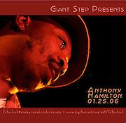 Anthony Hamilton performs at Shine on January 25, 2006.