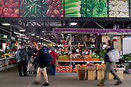 Jean-Talon Market (French: Marché Jean-Talon) is a farmer's market in Montreal. Located in the Little Italy district, the market is bordered by Jean-Talon Street to the north, Mozart Ave. to the south, Casgrain Ave. to the west and Henri-Julien Ave. to the east. The market was opened to the public in 1933