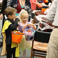 Libby Ezell | BUY AT PHOTOS.DJOURNAL.COM<br /> Every child left Saturday's Trunk or Treat with buckets and bags full of candy