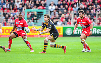 Guy THOMPSON - 05.04.2015 - Toulon / Londres Wasps - 1/4Finale European Champions Cup<br />Photo : Dave Winter / Icon Sport