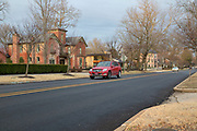 BENTONVILLE, AR - FEBRUARY 15:  Photographs of older remodeled homes along Central Avenue in Bentonville, Arkansas.<br /> CREDIT Wesley Hitt for The Wall Street Journal<br /> WALMART-Bentonville Scene-setters