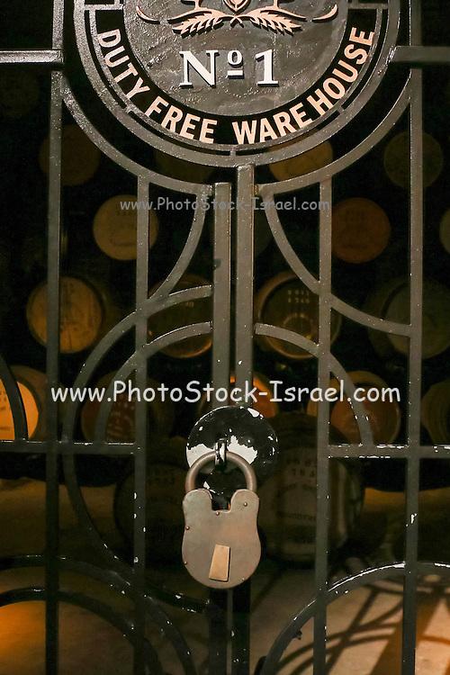 Glengoyne distillery, Dumgoyne, Scotland