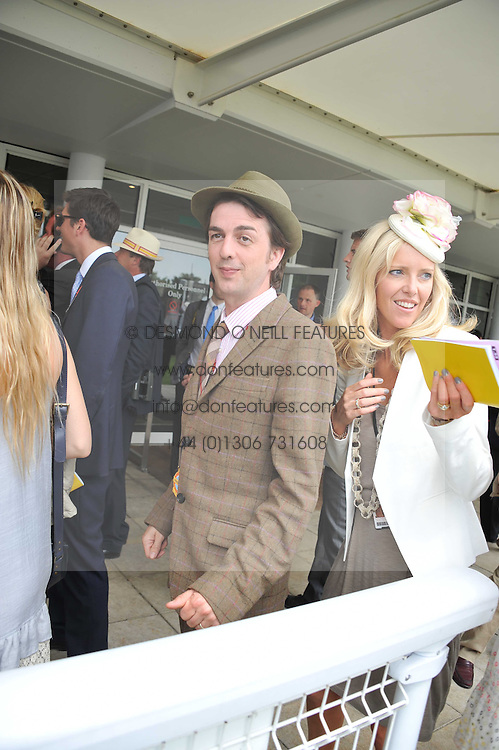 at the 3rd day of the 2011 Glorious Goodwood Racing Festival - Ladies Day at Goodwood Racecourse, West Sussex on 28th July 2011.