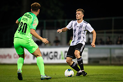 Jon Šporn of Mura during Football match between NS Mura (SLO) and Maccabi Haifa (IZR) in First qualifying round of UEFA Europa League 2019/20, on July 18, 2019, in Stadium Fazanerija, Murska Sobota, Slovenia. Photo by Blaž Weindorfer / Sportida
