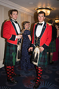 CAPT. ANTHONY WHELAN; CAPT. MATTHEW RUPASINHA, The Royal Caledonian Ball 2017, Grosvenor House, 29 April 2017