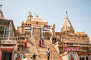 India, Rajasthan, Udaipur The Jagdish temple