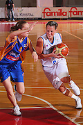 DESCRIZIONE : Schio Qualificazione Eurobasket Women 2009 Italia Bosnia <br /> GIOCATORE : Chiara Pastore <br /> SQUADRA : Nazionale Italia Donne <br /> EVENTO : Raduno Collegiale Nazionale Femminile <br /> GARA : Italia Bosnia Italy Bosnia <br /> DATA : 06/09/2008 <br /> CATEGORIA : Penetrazione <br /> SPORT : Pallacanestro <br /> AUTORE : Agenzia Ciamillo-Castoria/S.Silvestri <br /> Galleria : Fip Nazionali 2008 <br /> Fotonotizia : Schio Qualificazione Eurobasket Women 2009 Italia Bosnia <br /> Predefinita :