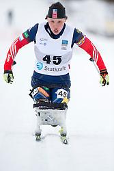 FEDOROVA Nadezhda, RUS, Long Distance Biathlon, 2015 IPC Nordic and Biathlon World Cup Finals, Surnadal, Norway