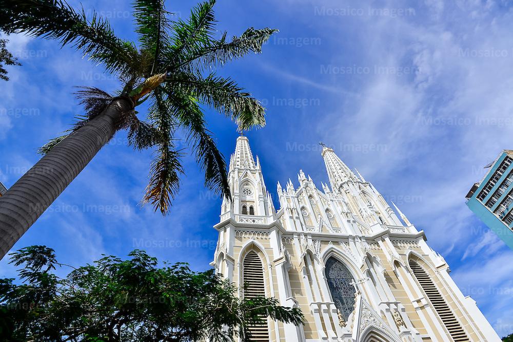 Brasil - Espirito Santo - Vitoria - Catedral Metropolitana de Vitoria  - Foto: Bruno Coelho/ Mosaico Imagem